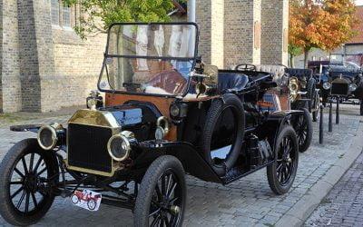4ème Pre-1919 Autumn Rally
