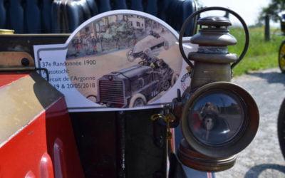 37e Randonnée 1900 • Autotocht