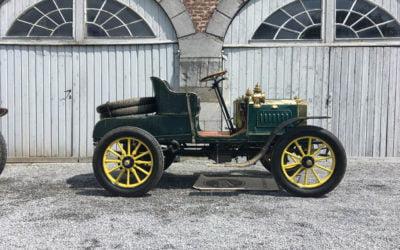 38e Randonnée 1900 • Autotocht
